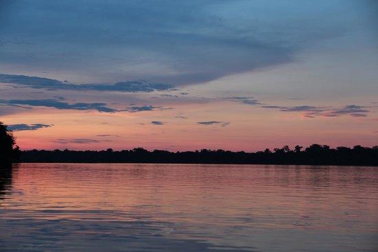 Pacaya Samiria: Sunset