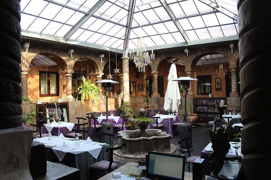 Andean Wings Boutique Hotel: Restaurante