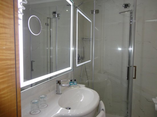 Hotel Teco : Banheiro