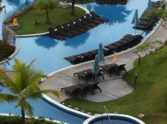 Sheraton Bijao Beach Resort: Room view