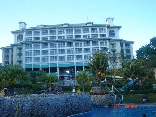 Sheraton Bijao Beach Resort: Hotel