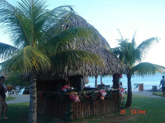 Sheraton Bijao Beach Resort : Music house
