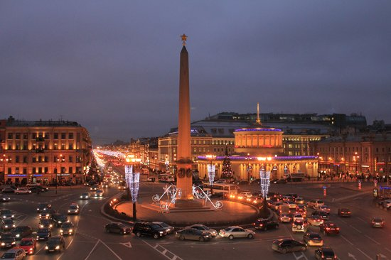 площадь восстания фото санкт-петербург