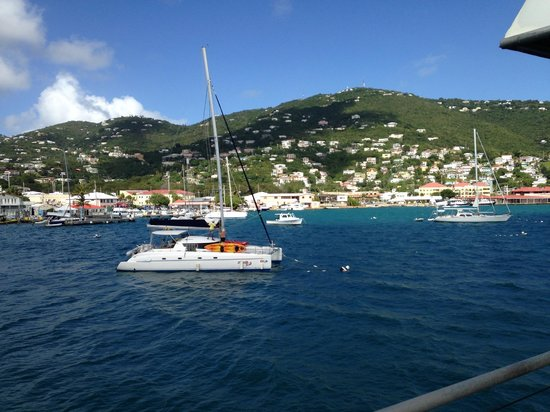 Virgin Islands Ferry - Red Hook: Cruz Bay