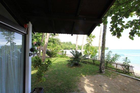 Kalinaun Resort - Lembeh & Bangka: Veranda