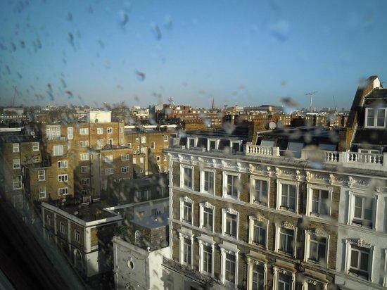 K+K Hotel George: Äntligen har det slutat regna!