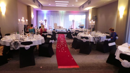 Parmelia Hilton Perth : Wedding Room