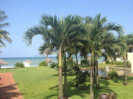 Victoria Hoi An Beach Resort & Spa : Vistas desde la terraza