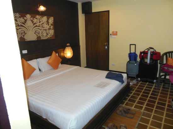 Chiangmai Night Bazaar Boutique Hotel: our second room