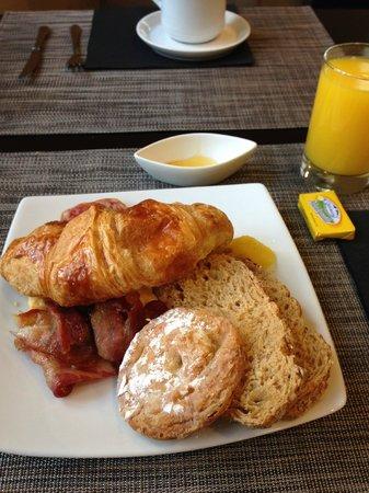 Hotel Regina Barcelona: breakfast