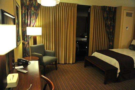 Castle Hilo Hawaiian Hotel : très bon hôtel