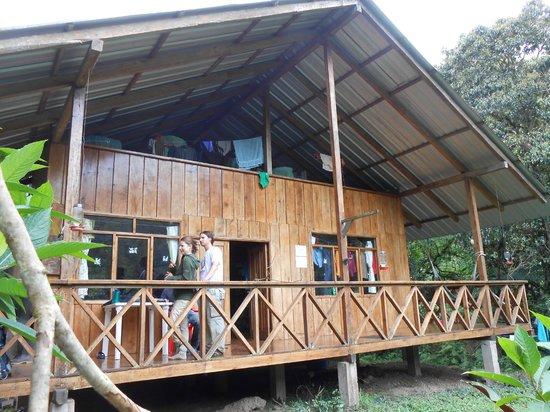 Las Tangaras Reserve: Las Tanagaras Lodge