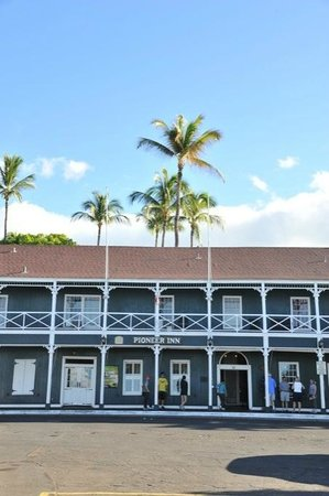 BEST WESTERN Pioneer Inn : un hôtel de style