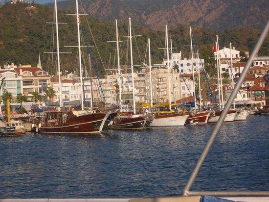 Julian Club Hotel: Harbour