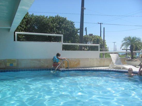 Hotel Belo Horizonte: piscina