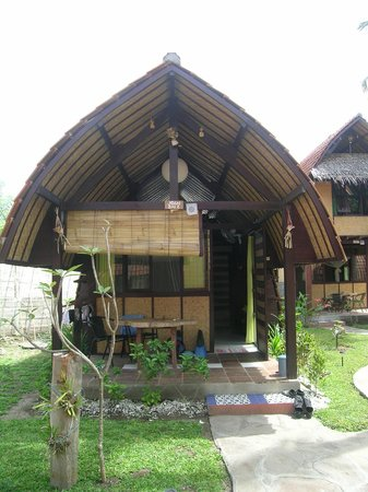 Wood Stock Home Stay : un bungalow