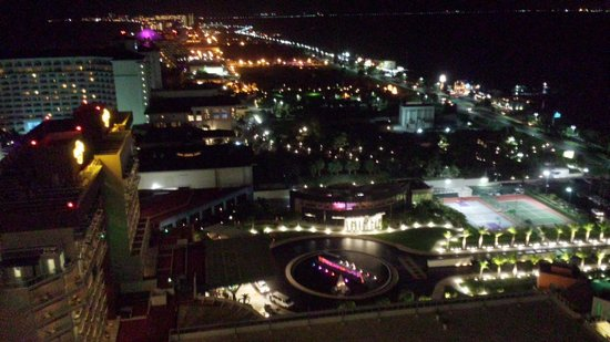 Secrets The Vine Cancun: View from the Top