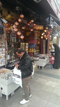 Grand Bazaar (Kapali Carsi): Улочки базара
