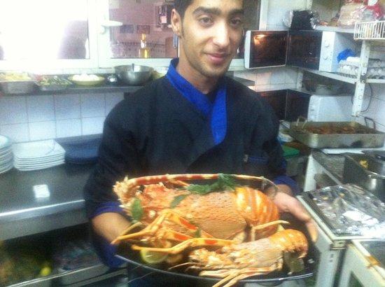 Chouchou: Chef Majdi