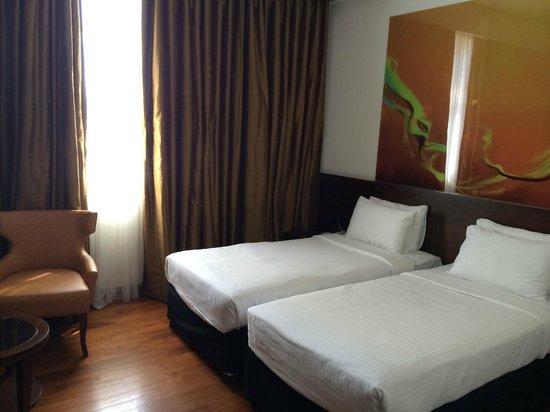 Renuka City Hotel: Room