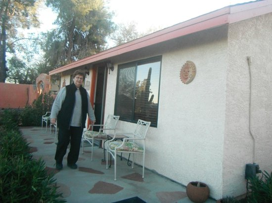 Ana's Casa de Saguaro: Anna's Casa 2