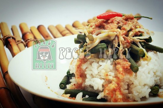 Pecel Hippy Cafe