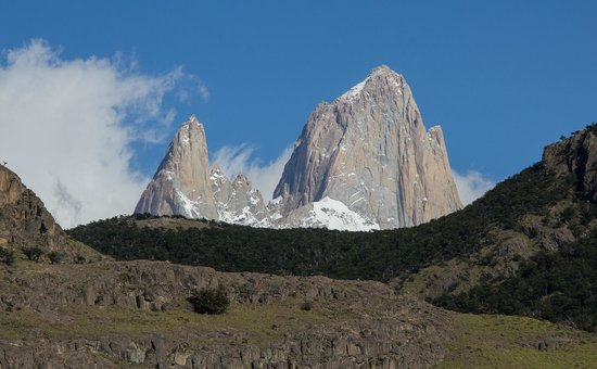 Aires del Fitz: View of Fitz Roy!