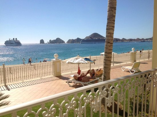 Hotel Riu Palace Cabo San Lucas : My view from my room