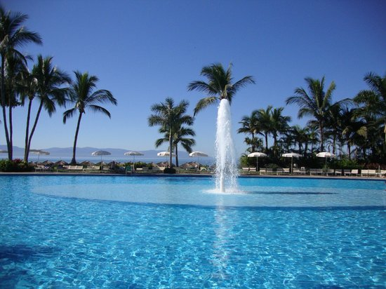 The Grand Mayan Nuevo Vallarta: Swimming Pool