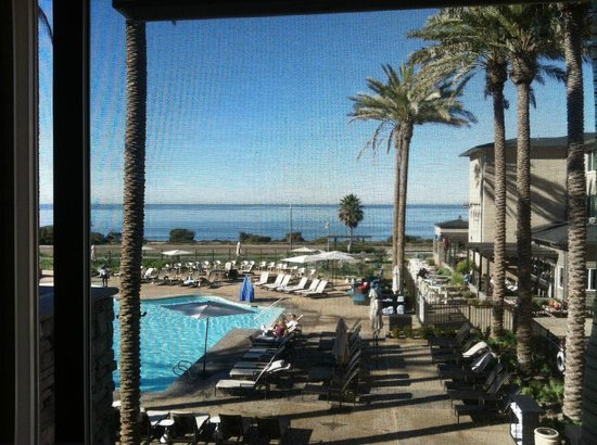 Cape Rey Carlsbad, a Hilton Resort: View from the room