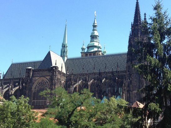 Château de Prague : Inexpensive and fun