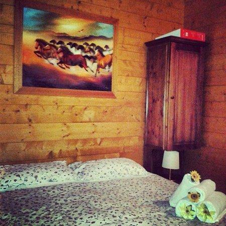 Il Baglio Country Village: Camera chalet