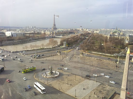 Place de la Concorde: idem