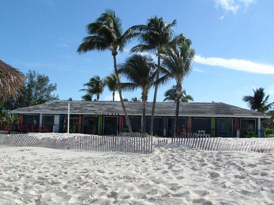 Treasure Cay Beach, Marina & Golf Resort : CoCo Beach Bar