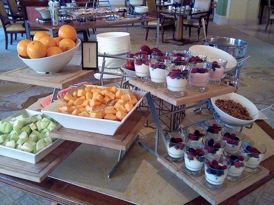 Hilton Lake Las Vegas Resort & Spa : Breakfast Fare