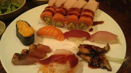 Photo of Japanese Restaurant Sushi Village at 700 Broadway, Westwood, NJ 07675, United States
