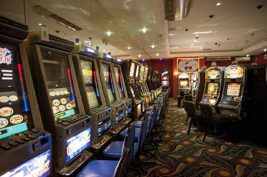 Hotel Coco Beach & Casino: Apuéstele a la noche