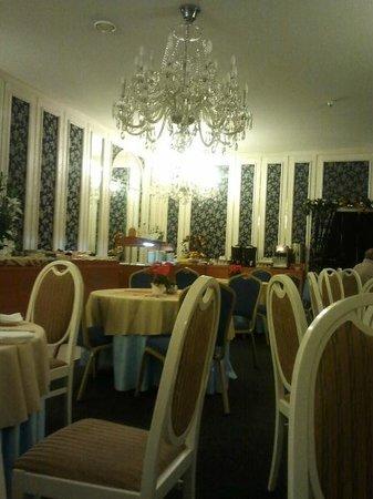 Olympik Hotel Prague: Restaurant
