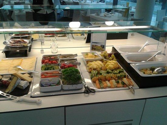 Augarten Art Hotel: Gesundes Frühstück für den richtigen Start am Morgen
