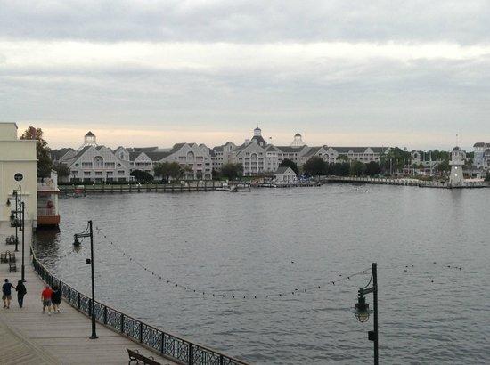 Disney's BoardWalk Villas: View