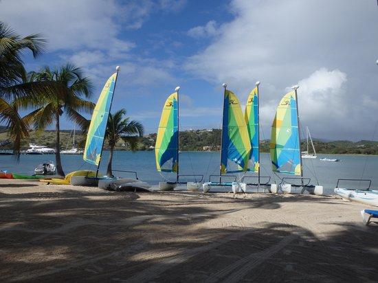 St. James's Club & Villas: Mamora Bay