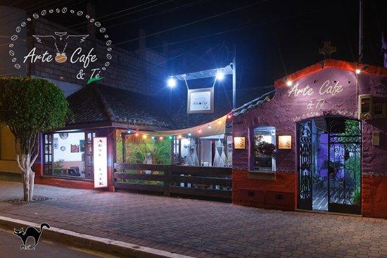 Arte cafe & te, banos   restaurant reviews, phone number & photos ...