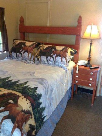 Tee Pee Motel & RV Park : Room 102