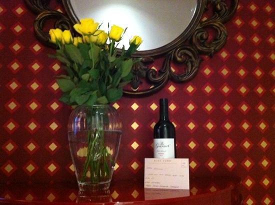 The Grosvenor Hotel: camera 426