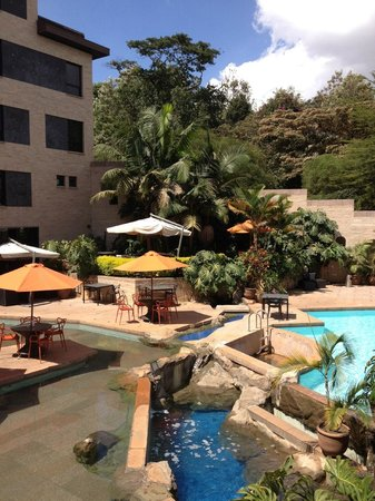 Tribe Hotel: Maravillosa piscina