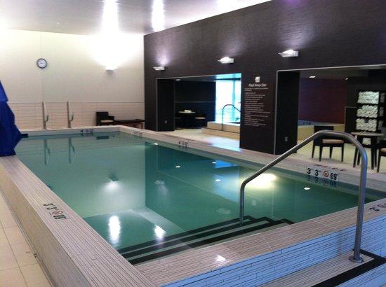 JW Marriott Indianapolis : Pool