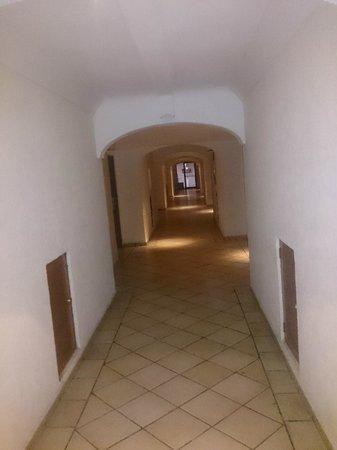 The Palms Resort Of Mazatlan: pasillo habitaciones