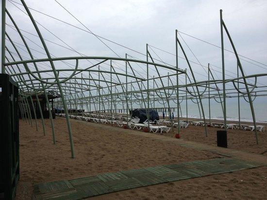 Limak Arcadia Golf & Sport Resort: Empty