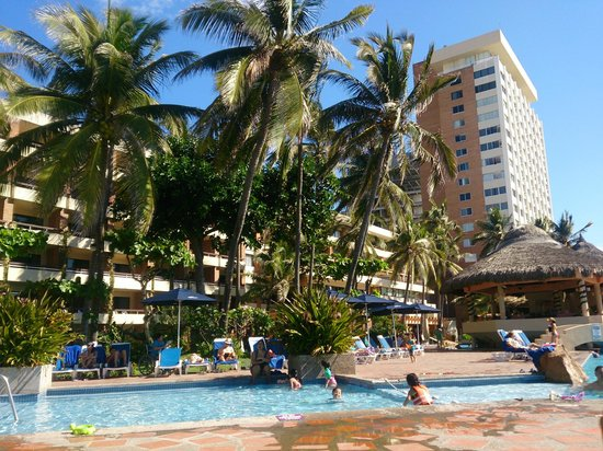 The Palms Resort Of Mazatlan: alberca vista