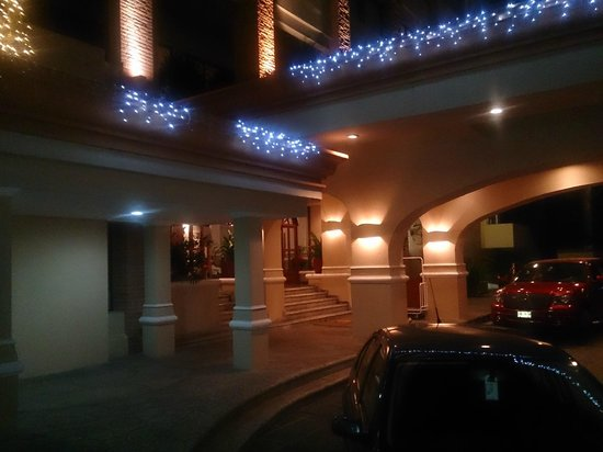 The Palms Resort Of Mazatlan: lobby